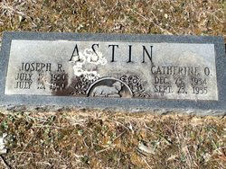 Catherine O. Astin