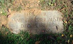 Nannie <i>Thrasher</i> Austin