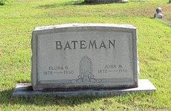 Flora B. Bateman