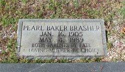 Pearl <i>Bawcum</i> Baker Brasher