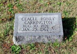 Ceacle Roney Carrington
