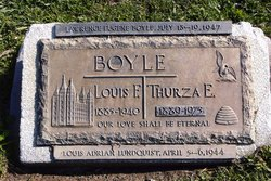 Louis Franklin Boyle