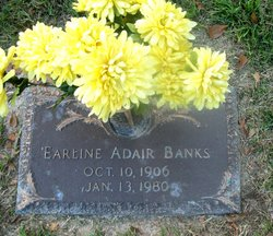 Earline Adair <i>Armer</i> Banks