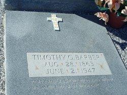 Timothy G. Barber