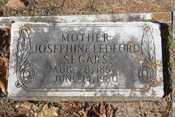 Josephine <i>Ledford</i> Segars