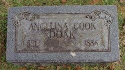 Angelina <i>Cook</i> Doak