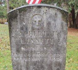 Albert Bennett