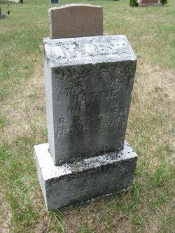 Elizabeth Josephine Hattie Allen