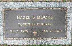 Hazel <i>Huckeba</i> Moore
