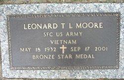 Leonard Thomas Moore