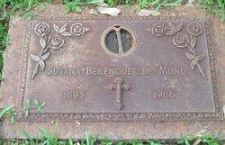 Susana <i>Berenguer</i> Demuniz
