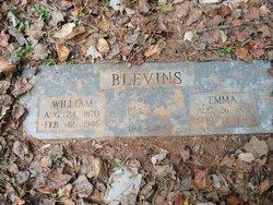 Emma <i>Holloway</i> Blevins