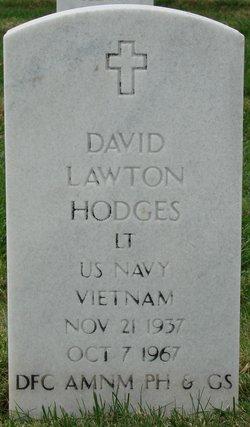 Lieut David Lawton Hodges