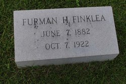 Furman Henry Finklea, Sr