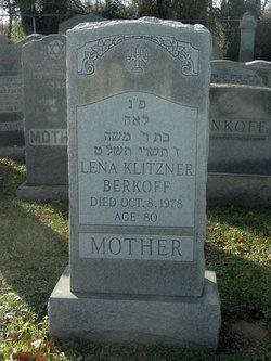 Lena Klitzner Berkoff