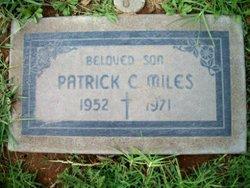 Patrick Clancey Pat Miles