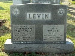 Beatrice Levin