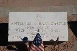 Antonio Alvarez Barncastle