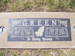 Vida Pauline <i>Whisnant Scott</i> Green