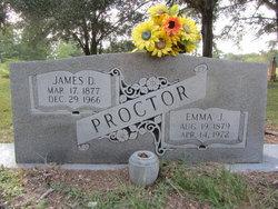 James Dillon Proctor