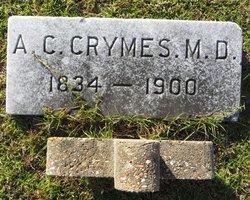 Dr Augustine Clayton Crymes