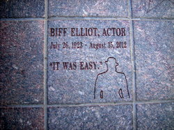 Biff Elliot