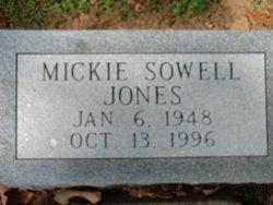Michael Ann Paulette Mickie <i>Sowell</i> Daniel
