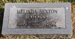 Melinda <i>Sexton</i> Botkins