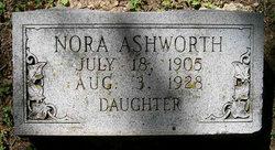 Nora T. <i>Boettger</i> Ashworth
