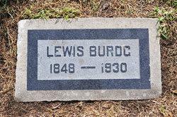 Lewis Burdg