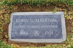 Edwin Gustav Jakob Alberthal