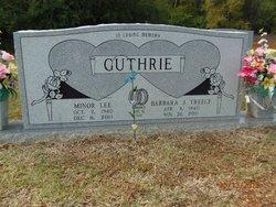 Minor Lee Guthrie