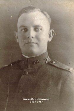 James Doss Doss Alexander, Sr
