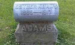 Esther <i>Smith</i> Adams