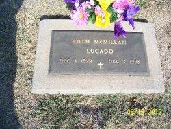 Ruth <i>McMillan</i> Lucado