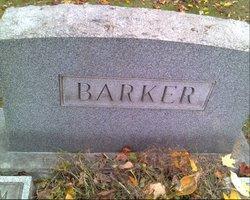 Caroline Elizabeth Carrie <i>Perrine</i> Barker