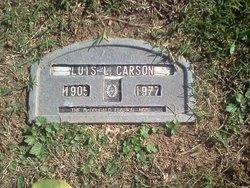 Lois <i>Breazeale</i> Carson