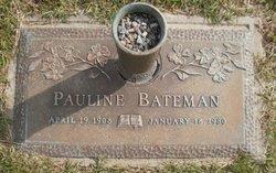 Pauline Bateman