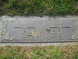 Florence Ella <i>Snyder</i> Sawyer
