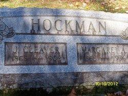 Margaret A. <i>Ladds</i> Hockman