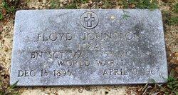 Sgt Maj Floyd Monroe Johnston