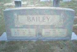 Matthew Clanton Bailey
