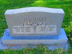 Cecil Owen Green