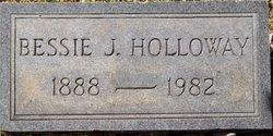 Bessie <i>Justiss</i> Holloway