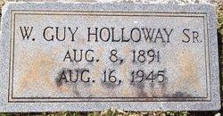 Willis Guy Holloway, Sr