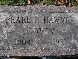 Pearl I. <i>Hawver</i> Covey