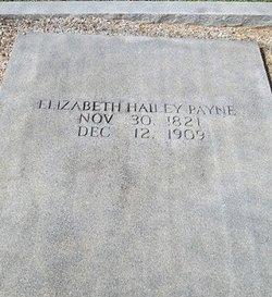 Elizabeth Hailey Payne