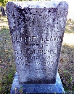 Georgie A <i>Lavin</i> Churchill