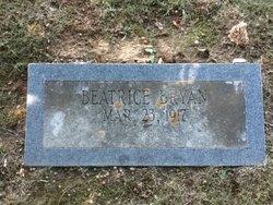 Beatrice Bryan