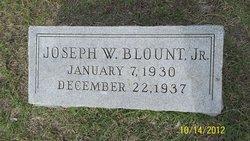 Joseph W. Blount, Jr